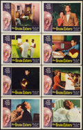 """Movie Posters:Horror, The Brain Eaters (American International, 1958). Lobby Card Set of 8 (11"""" X 14""""). Horror.. ... (Total: 8 Items)"""