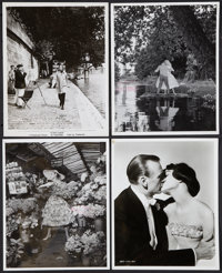 """Funny Face and Other Lot (Paramount, 1957). Photos (4) (8"""" X 10""""). Romance. ... (Total: 4 Items)"""
