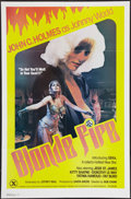 """Movie Posters:Adult, Blonde Fire (Freeway Films, 1978). One Sheet (27"""" X 41""""). Adult.. ..."""