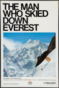 """Movie Posters:Documentary, The Man Who Skied Down Everest (Specialty Films, 1976). Poster (24.25"""" X 36.5""""). Documentary.. ..."""