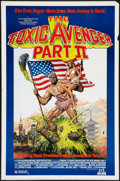 """Movie Posters:Adventure, The Toxic Avenger, Part II (Troma, 1989). One Sheet (27"""" X 41"""").Adventure.. ..."""