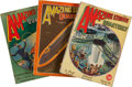 Pulps:Science Fiction, Amazing Stories Quarterly Box Lot (Radio-Science Publications,1931-41) Condition: Average VG-....