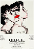 """Movie Posters:Drama, Querelle (Albatros Filmproduktion, 1982). German A1s (3) (23"""" X33"""").. ... (Total: 3 Items)"""