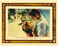 "Movie Posters:Academy Award Winners, Gone with the Wind (MGM, 1939). Half Sheet (22"" X 28"") Roadshow Style.. ..."
