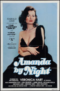 """Movie Posters:Adult, Amanda by Night and Other Lot (Caballero Control, 1981). One Sheet (27"""" X 41"""") and Video One Sheet (24"""" X 36""""). Adult.. ... (Total: 2 Items)"""
