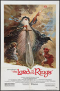 "Movie Posters:Animated, The Lord of the Rings (United Artists, 1978). One Sheet (27"" X 41"")Style A. Animated.. ..."