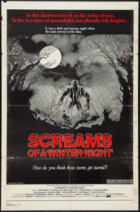 "Screams of a Winter's Night (Dimension, 1979). One Sheet (27"" X 41""). Horror"