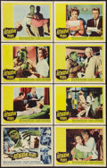 """Movie Posters:Horror, The Alligator People (20th Century Fox, 1959). Lobby Card Set of 8 (11"""" X 14""""). Horror.. ... (Total: 8 Items)"""