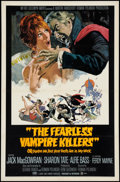 """Movie Posters:Comedy, The Fearless Vampire Killers (MGM, 1967). One Sheet (27"""" X 41"""").Comedy.. ..."""