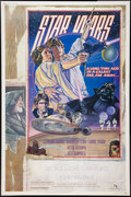 "Movie Posters:Science Fiction, Star Wars (20th Century Fox, 1977). Poster (40"" X 60"") Style D.Science Fiction.. ..."