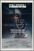 """Movie Posters:Science Fiction, Rollerball (United Artists, 1975). One Sheet (27"""" X 41"""") &Uncut Pressbook (12 Pages, 11"""" X 17""""). Science Fiction.. ...(Total: 2 Items)"""