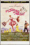 "Movie Posters:Academy Award Winners, The Sound of Music (20th Century Fox, 1965). One Sheet (27"" X 41"")Academy Awards Style and Uncut Pressbook (17 Pages, 9"" X ...(Total: 2 Items)"