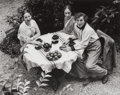 Photographs:20th Century, ANDRÉ KERTÉSZ (Hungarian, 1894-1985). Chagall Family, Paris,1933. Gelatin silver, printed later. 7-3/4 x 9-3/4 inches (...