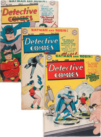 Detective Comics Group (DC, 1949-51).... (Total: 16 Items)