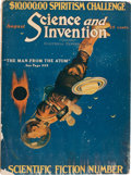 Magazines:Miscellaneous, Science and Invention #124 (Experimenter Publishing Co., 1923)Condition: Apparent VG-....