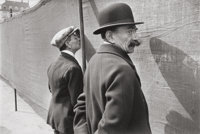 HENRI CARTIER-BRESSON (French, 1908-2004) Brussels, 1932 Gelatin silver, printed later Image: 11-