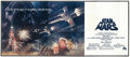"Movie Posters:Science Fiction, Star Wars (20th Century Fox, 1977). 24 Sheet (104"" X 232"").. ..."