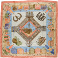 Luxury Accessories:Accessories, Hermes Silk Scarf. ...