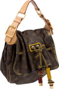 Luxury Accessories:Bags, Louis Vuitton Classic Monogram Canvas Limited Edition Kalahari PMBag. ...