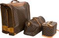 Luxury Accessories:Travel/Trunks, Set of Three: Louis Vuitton Classic Monogram Set. ... (Total: 3 Items)