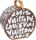 Luxury Accessories:Travel/Trunks, Louis Vuitton Incredibly Rare Stephen Sprouse 2001 Graffiti Collection Hatbox. ...