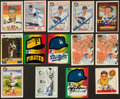 Baseball Cards:Autographs, Baseball Greats Signed Cards Lot of 14....