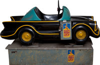 Batmobile Giant Coin-Operated Ride (ca. 1960s)