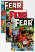 Bronze Age (1970-1979):Horror, Fear Group (Marvel, 1970-75) Condition: Average VF.... (Total: 29Comic Books)