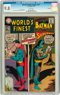 Silver Age (1956-1969):Superhero, World's Finest Comics #171 Twin Cities pedigree (DC, 1967) CGC NM/MT 9.8 White pages....