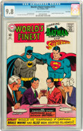 Silver Age (1956-1969):Superhero, World's Finest Comics #172 Twin Cities pedigree (DC, 1967) CGC NM/MT 9.8 Off-white to white pages....