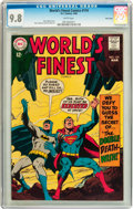 Silver Age (1956-1969):Superhero, World's Finest Comics #174 Twin Cities pedigree (DC, 1968) CGC NM/MT 9.8 White pages....