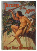 Books:Science Fiction & Fantasy, [Jerry Weist]. Edgar Rice Burroughs. Tarzan of the Apes. New York: Grosset & Dunlap, [1914]. Later edition. Octavo. ...