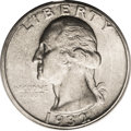 Washington Quarters: , 1932-D 25C MS63 PCGS. Sharply detailed beneath uniform layers ofolive-gray patina. The fields are particularly smooth for ...