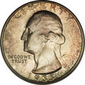 Washington Quarters: , 1935-S 25C MS67 PCGS. A quick glance at this solidly struck SuperbGem 1935-S Washington is enough to know that this piece ...