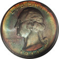 Washington Quarters: , 1944-S 25C MS68 ★ NGC. FS-017.5. Knob S. Only three MS68 coins havebeen certified by NGC, wi...