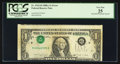 Error Notes:Inverted Third Printings, Fr. 1915-D $1 1988A Federal Reserve Note. PCGS Very Fine 25.. ...
