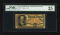 Fractional Currency:Fifth Issue, Fr. 1381 50¢ Fifth Issue PMG Very Fine 25.. ...