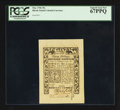 Colonial Notes:Rhode Island, Rhode Island May 1786 30s PCGS Superb Gem New 67PPQ.. ...