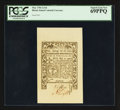 Colonial Notes:Rhode Island, Rhode Island May 1786 2s 6d PCGS Superb Gem New 69PPQ.. ...