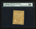 Colonial Notes:Pennsylvania, Pennsylvania May 20, 1758 20s PMG About Uncirculated 50.. ...