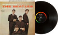 Music Memorabilia:Recordings, Introducing The Beatles Stereo LP (Vee-Jay SR 1062,1964)....
