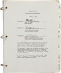 Transportation:Space Exploration, Apollo 16 & 17 CSM Malfunction Procedures NASA Book....