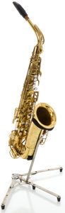 Musical Instruments:Horns & Wind Instruments, The Martin Committee Brass Alto Saxophone, Serial #305506....