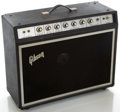 Musical Instruments:Amplifiers, PA, & Effects, 1970's Gibson G-55 Guitar Amplifier, Serial #51476....