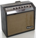 Musical Instruments:Amplifiers, PA, & Effects, 1960's Epiphone Pathfinder EA-28RVT Guitar Amplifier, Serial#826636....