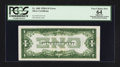 Error Notes:Inverted Reverses, Fr. 1601 $1 1928A Inverted Reverse Silver Certificate. PCGSApparent Very Choice New 64.. ...