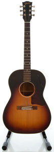 Musical Instruments:Acoustic Guitars, 1961 Gibson LG1 Sunburst Acoustic Guitar, Serial #26935....