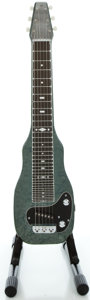 Musical Instruments:Lap Steel Guitars, Fender Champion MOTS Lap Steel Guitar, Serial #3496....
