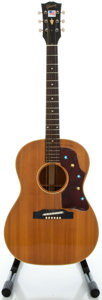 Musical Instruments:Acoustic Guitars, 1964 Gibson B-25 Natural Acoustic Guitar, Serial #195257....