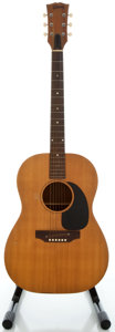 Musical Instruments:Acoustic Guitars, Late 1960's Gibson B-15N Natural Acoustic Guitar, Serial#898207....